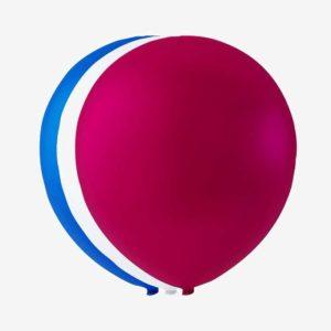 Balloner Norge /10 stk