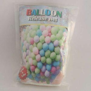 Hvid Ballonnet 500 stk