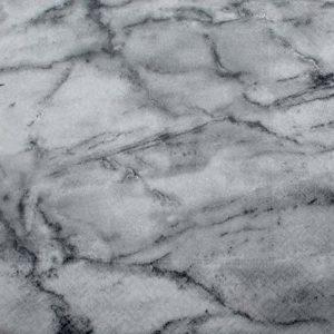 Frokost serviet - 20 stk. - 33 x 33 cm - Marmor Sort/Hvid