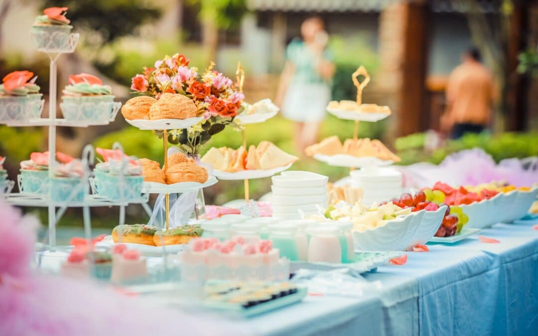 Giv din datter den bedste konfirmationsfest derhjemme