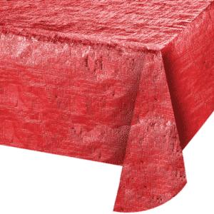 Metallisk Dug, Rød