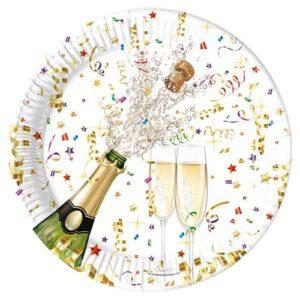 Tallerkener, Champagne