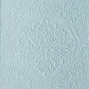 Luksus Mønster Servietter, Sølv