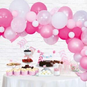 Ballonbue Pink